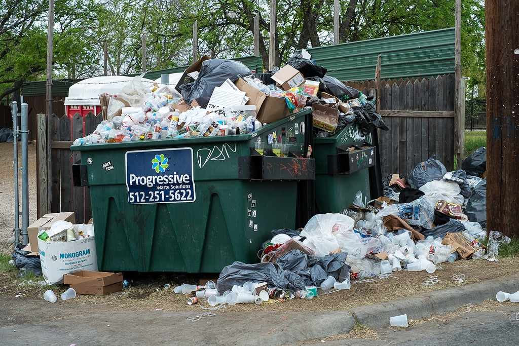 Smart Need For Garbage Management Iot Based Waste